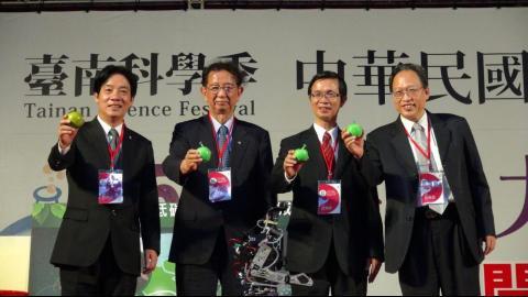 【影音】舞動科學力 臺南新世紀 全國科展開幕式