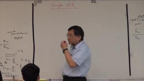 Introduction: single slit