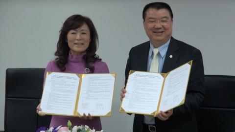 成大、漢翔航空工業共同研發中心簽約
