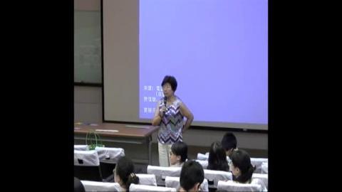 饒夢霞教授【如何「說」出好故事、說故事的力量 】-邂逅文學中的美系列演講(下半場)