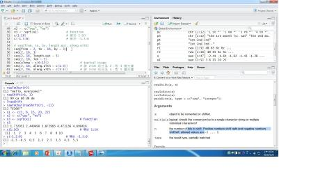 輕鬆認識 R軟體_入門班(4)