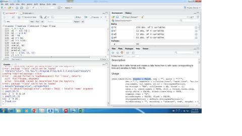 輕鬆認識 R軟體_入門班(6)