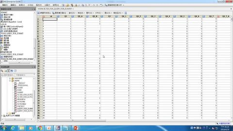 資料科學家的基石,用SAS EG寫論文(13 )