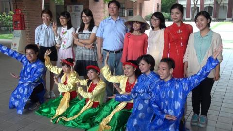 成大越南文化週  搭起台越文化之橋