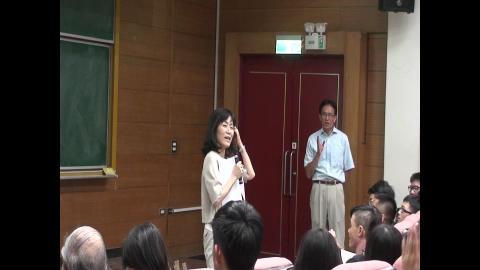 成功大學蘇慧貞校長給學生的鼓勵