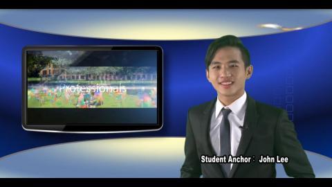 【Episode89】- Student Anchor :John Lee