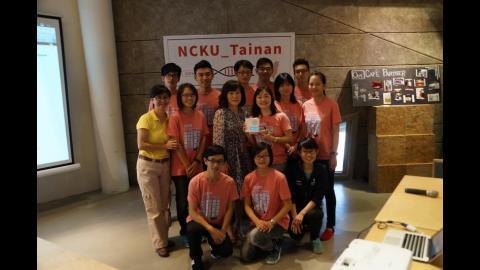 成大學生團隊赴美國參加全球iGEM競賽 勇奪金牌