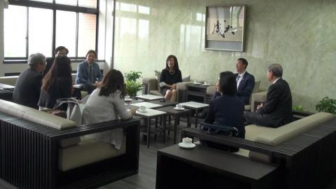 香港中文大學訪成大  盼雙方合作更積極密切