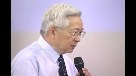 黃崑巖教授:終身的知識份子(課程7-2)