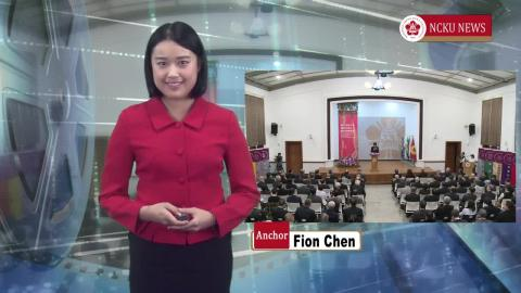 【Episode 127】- Student Anchor:Fion Chen