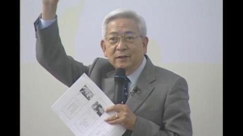 黃崑巖教授:終身的知識份子(課程9)