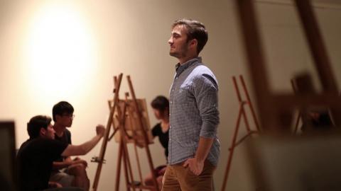 成功大學「美學與藝術跨域學分學程」2018 形象短片