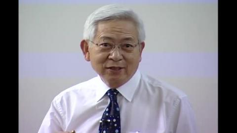 黃崑巖教授:終身的知識份子(課程11)