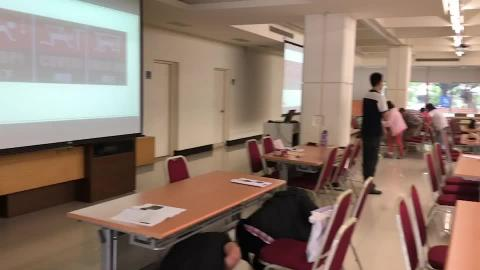 108年國家防災日全民地震網路演練活動說明會