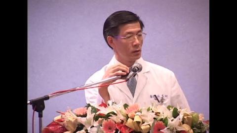 黃崑巖教授主講 醫學全球化的史實從熱帶病、血絲蟲、瘧疾與萬巴德說起